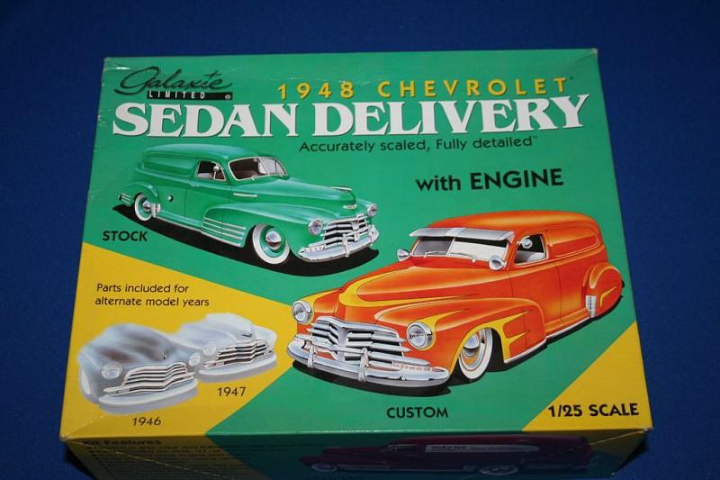 1948 Chevrolet Sedan Delivery [GLX98021] - $56 25 : Elm City