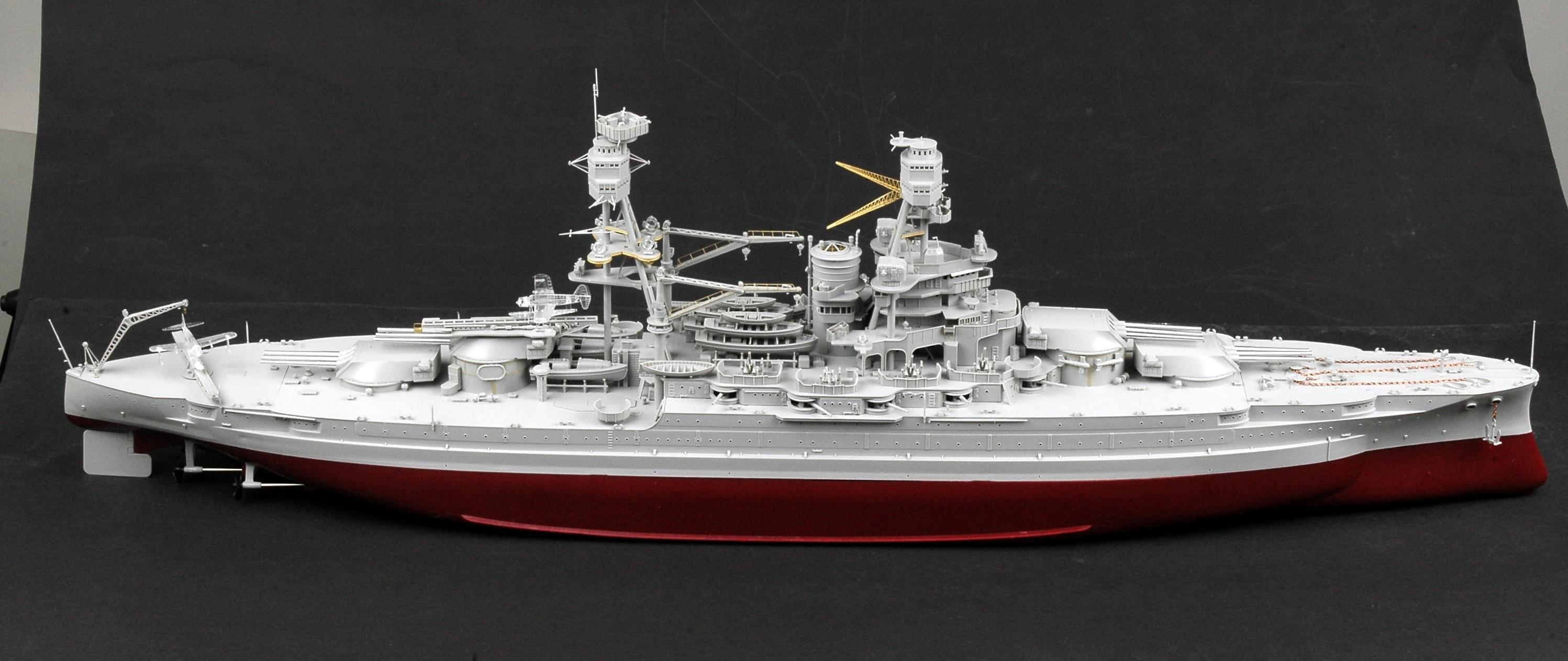 Uss Arizona Bb39 Battleship 1941 New Tool Tru3701