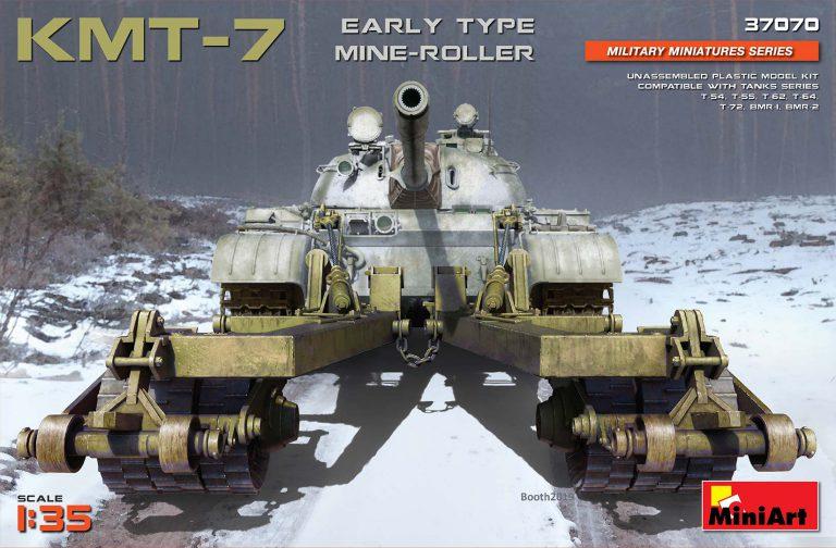 Miniart 1:35 Anti-Tank Obstacles Plastic Model Kit 35579 MNA35579